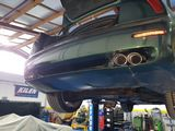 Classic Masaratti 3200 GT Exhaust and ECU Replacement