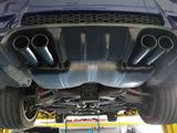 BMW M3 Exhaust Modification