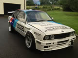 BMW E30 Drift Car Suspension Set up